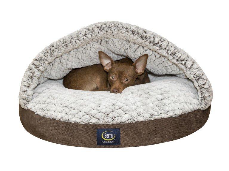 "Serta 25"" Canopy Pet Bed"