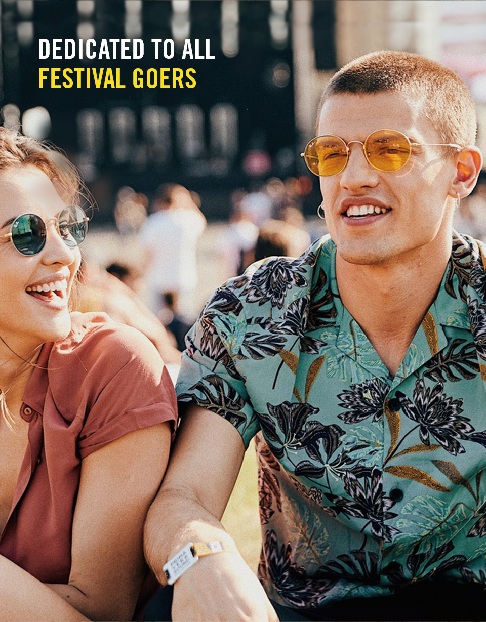 543ecb9771 Ray-Ban  Ray-Ban Beat Festival Edition    Limited Like A One Time ...