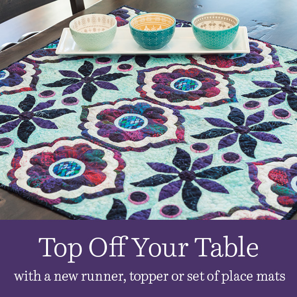 Top off your Table