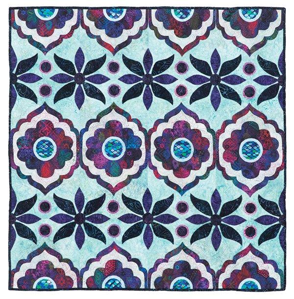Bazaar quilt kit