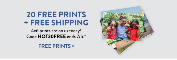 snapfish happy 4th get 20 free prints free shipping milled