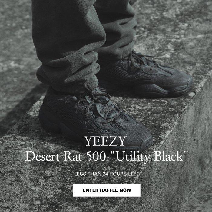 desert rat 500 black