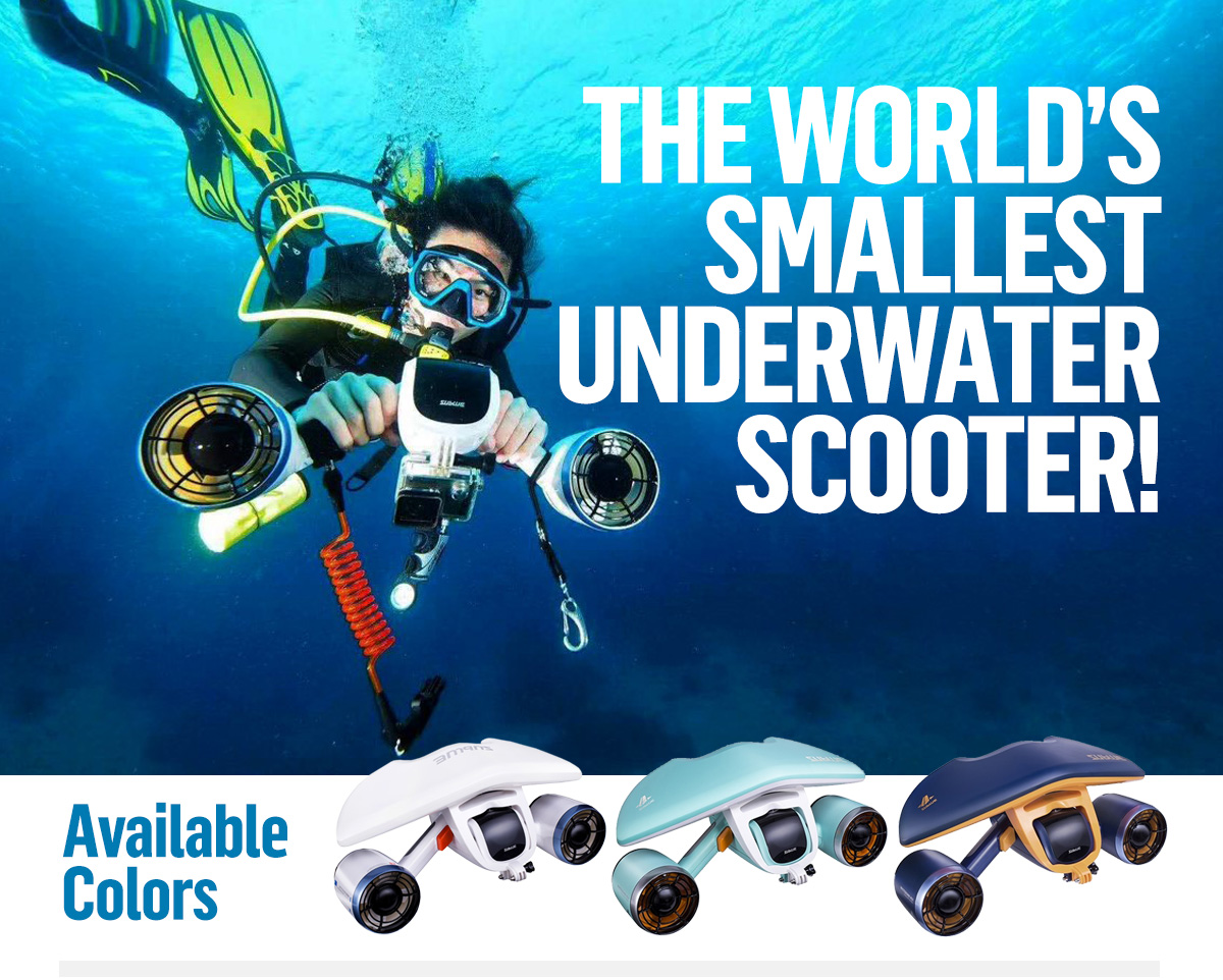 Image result for Sublue - WhiteShark Mix Underwater Scooter