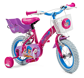 12 Inch Shimmer and Shine Bike