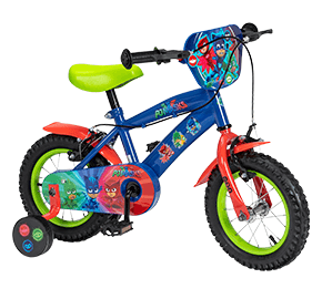 12 Inch PJ Masks Bike