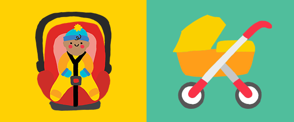 20% OFF ALL Car Seats and Travel Systems!