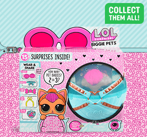L.O.L. Surprise! Biggie Pet Kitty