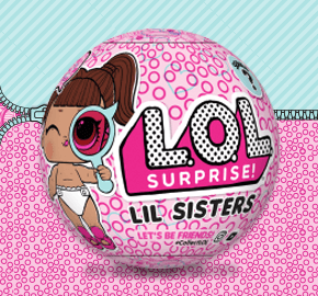 L.O.L. Surprise! Lil Sisters Series 4