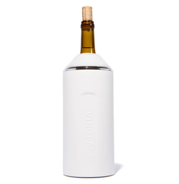 Vinglac Stainless Steel Wine Cooler $90