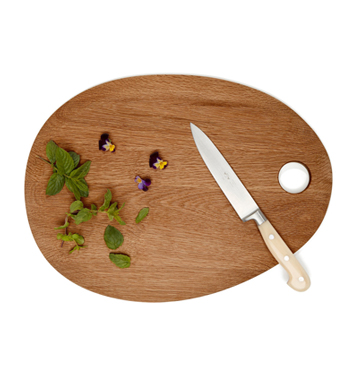 Hawkins New York Oak Cutting Board $100