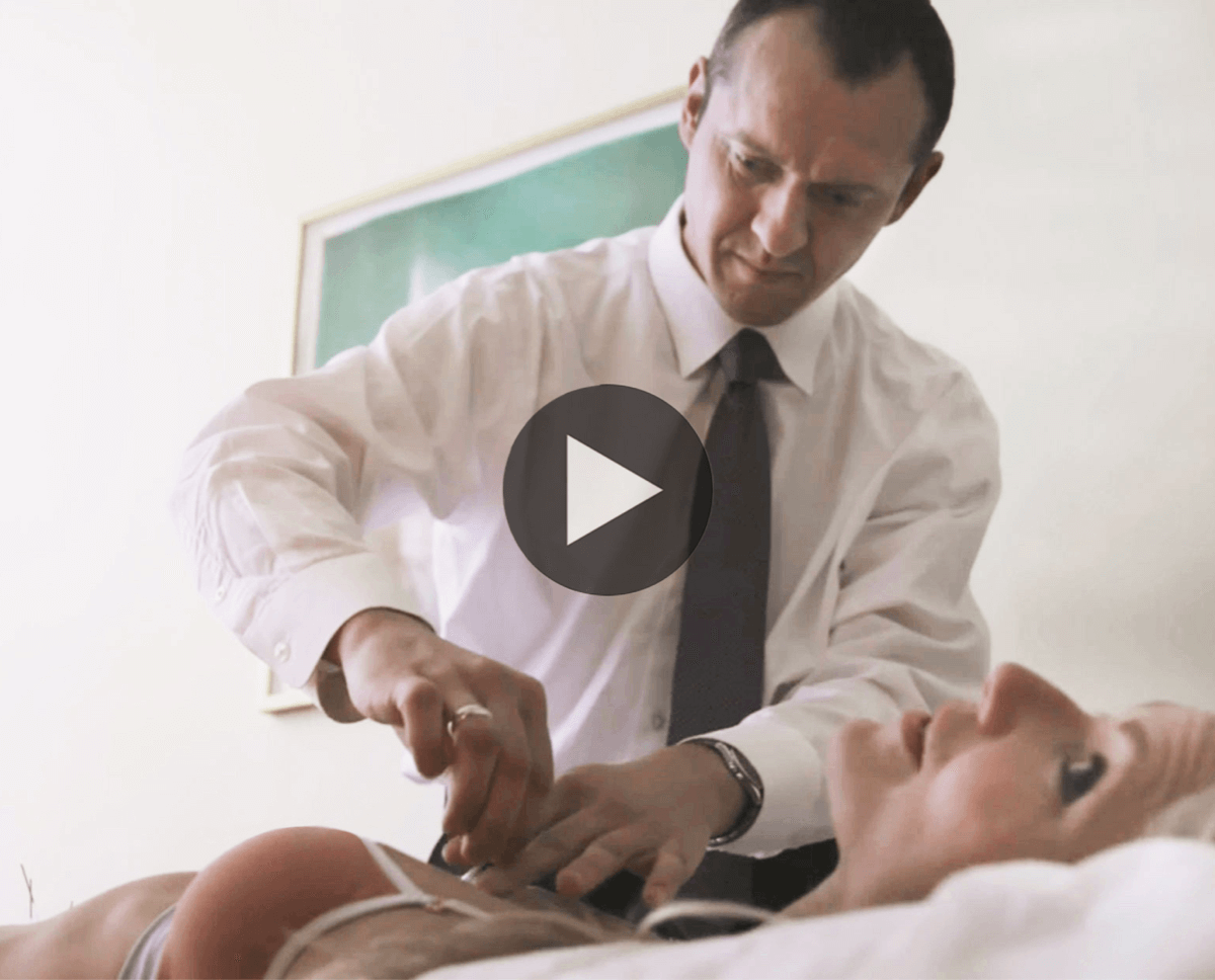 GP + Paul Kempisty: The Acupuncture Session