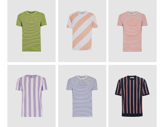 New In Stripes Edit - Shop Now
