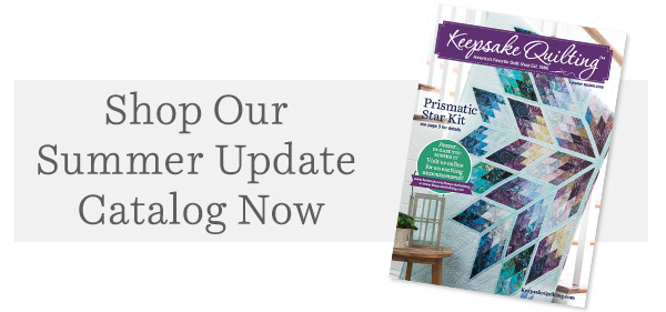 Shop our Summer Update Catalog