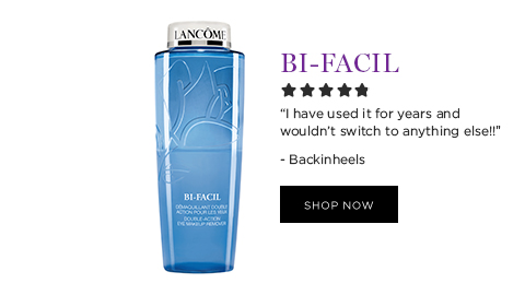 BI-FACIL  'I have used it for years and wouldn't switch to anything else!!' -Backinheels  SHOP NOW