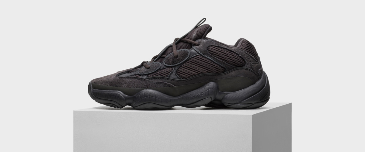 GOAT: Just in: Yeezy 500 'Utility Black