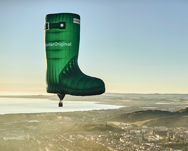 The Original Flying Boot