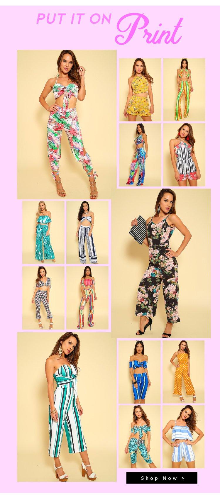 Shop Print styles