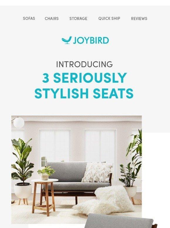 Incredible Joybird 3 Seats You Must Meet Milled Uwap Interior Chair Design Uwaporg