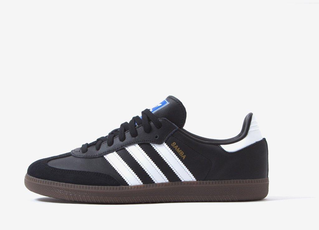 newest a4299 9f11c adidas Originals Samba OG Shoes - Black Future White