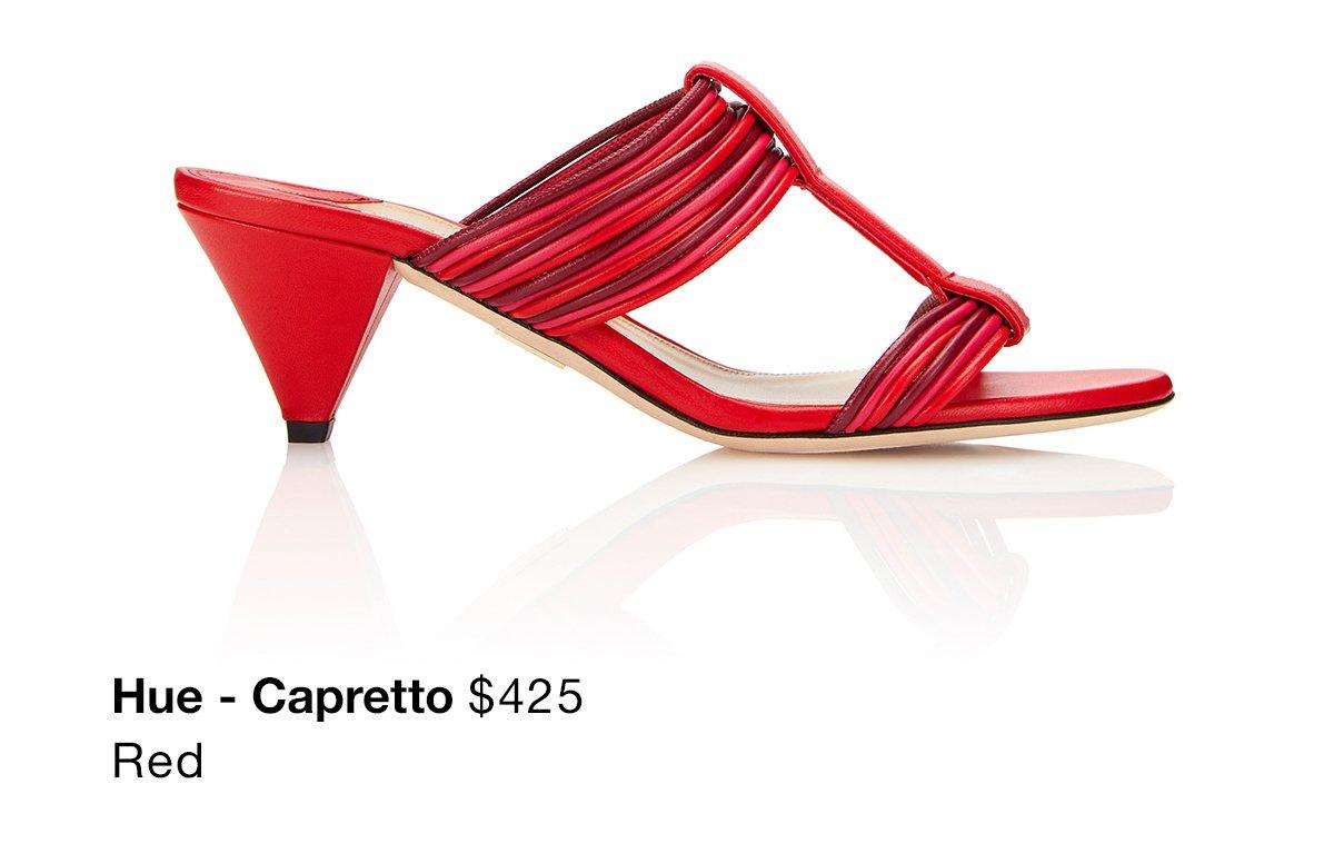 Hue - Capretto Red