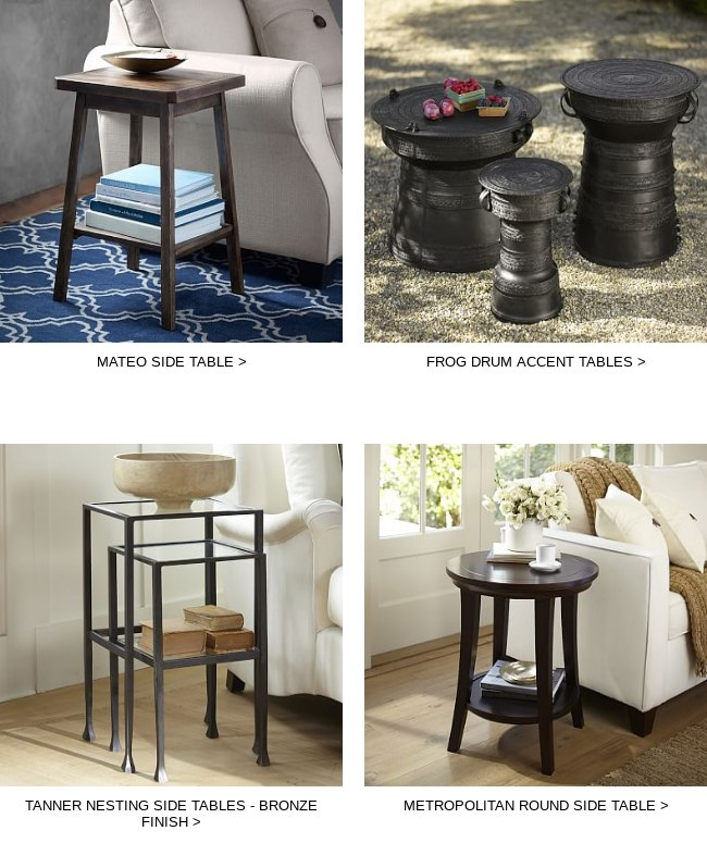 Pottery Barn Dont Miss Out On These Great Items Milled - Pottery barn cassie coffee table