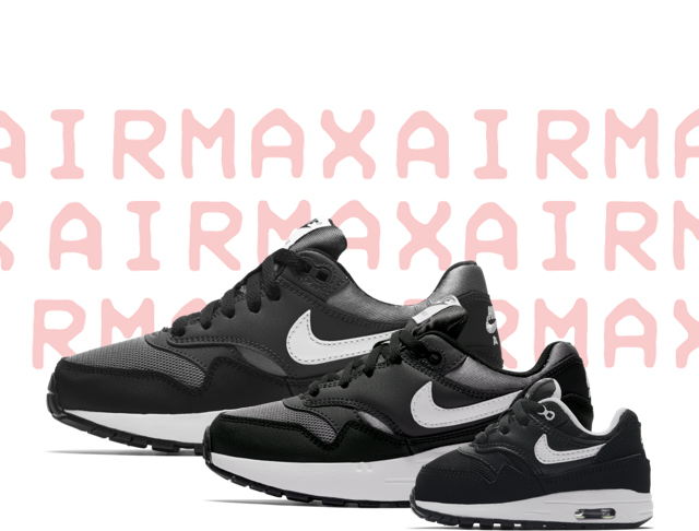 Nike: Air Max 1: Kids' Style Every Era | Milled