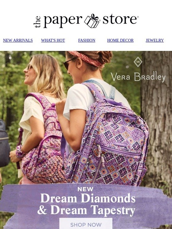 The Paper Store NEW Vera Bradley FREE Gift With Purchase