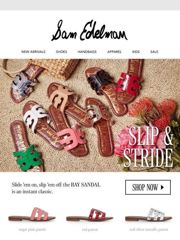 46167dc097d9 Sam Edelman Shoes  Bay Sandal  Our Favorite Slide