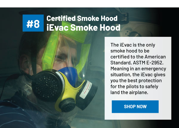 iEvac Smoke Hood