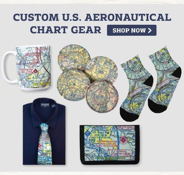 CUSTOM U.S. AERONAUTICAL CHART