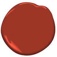 Smoldering Red 2007-10