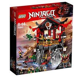 LEGO 70643 Ninjago Temple of Resurrection