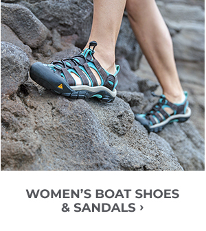 Women's Boat Shoes and Sandals