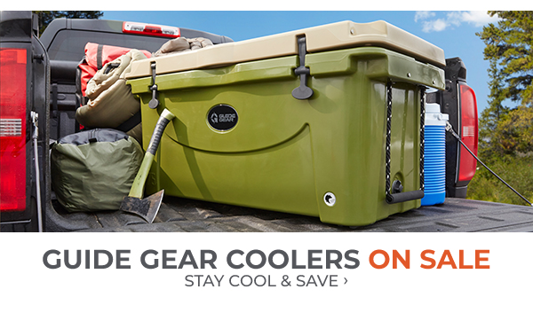 Guide Gear Coolers On Sale
