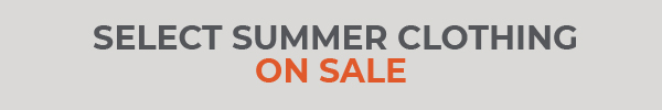 Select Summer Clothing On Sale