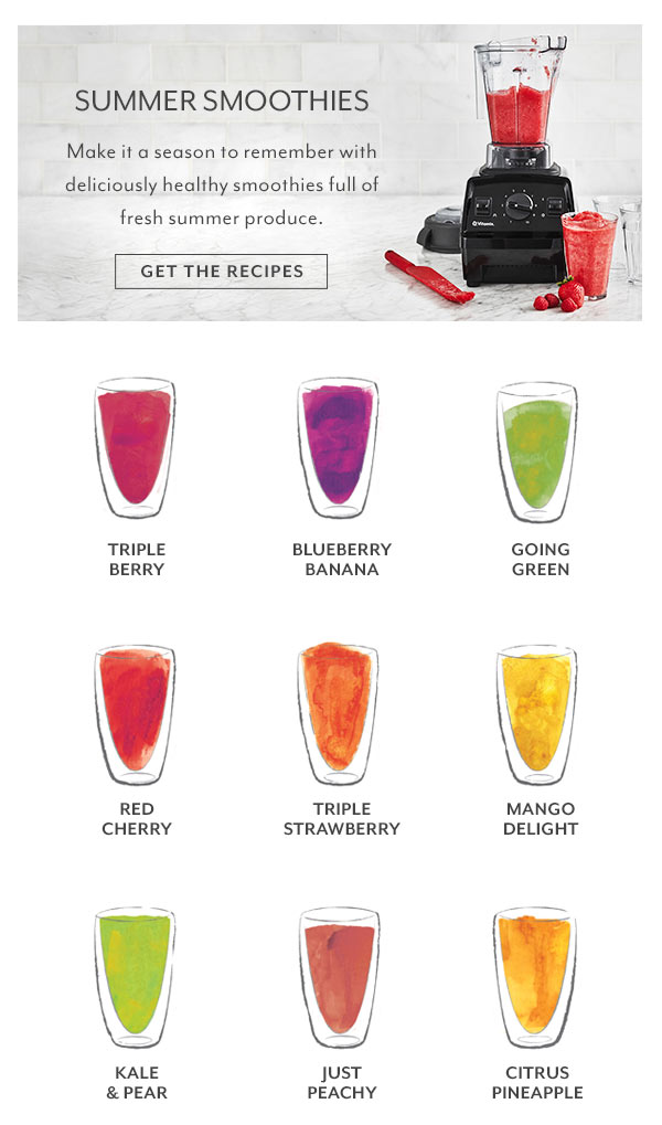 Vitamix recipes