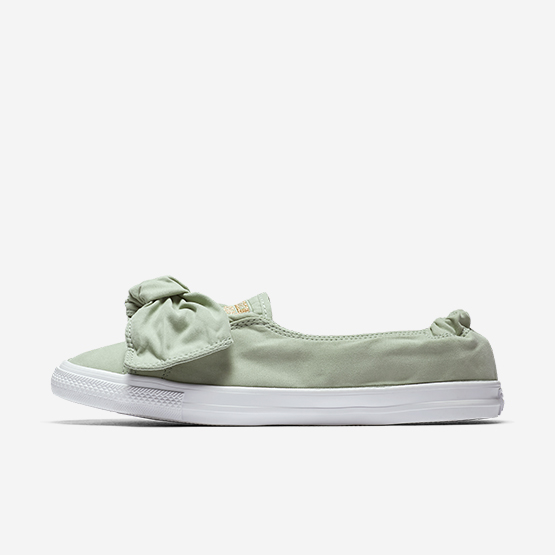 Shop Now: Chuck Taylor All Star Knot Brushed Twill Low Top