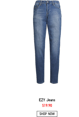 WOMEN EZY FIT JEANS - SHOP NOW
