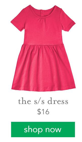 the s/s dress
