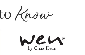 WEN by Chaz Dean