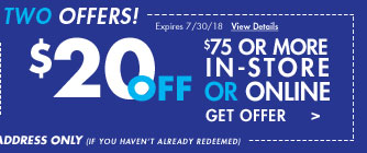Bed Bath And Beyond 20 Off 75 And 20 Off Inside Plus Closeout
