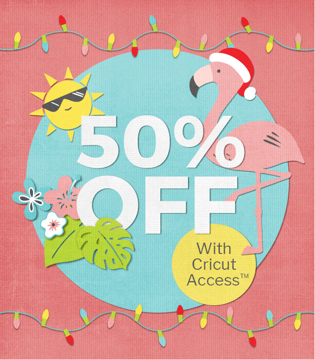 Cricut: Get 50% Off Christmas in July with Cricut Access | Milled