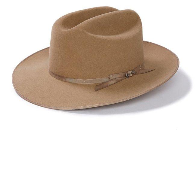 Open Road 6X Cowboy Hat Fawn
