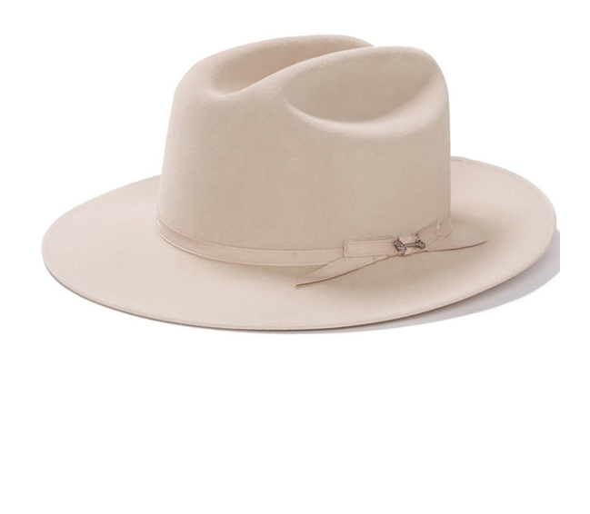 Open Road 6X Cowboy Hat Silverbelly