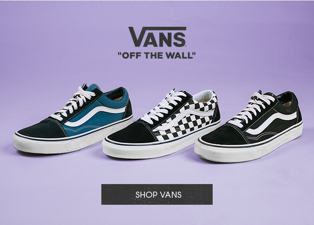 Enter for a Chance to Win a Year's Supply of Vans - Shop Vans Now