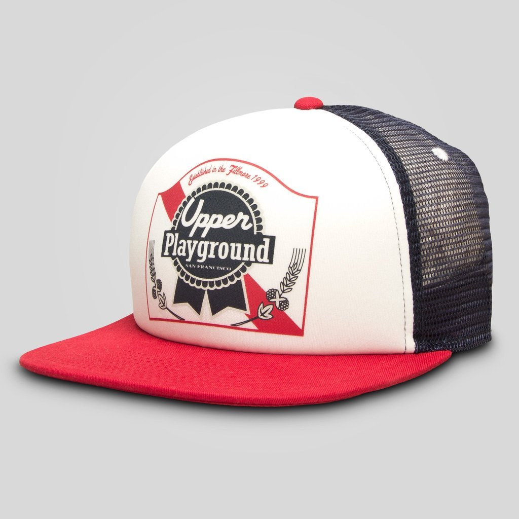 RIBBON TRUCKER SNAPBACK