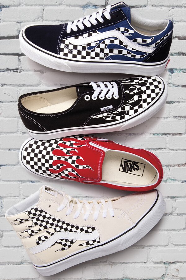 VANS Footwear - New Arrivals Are Here - SHOP NOW