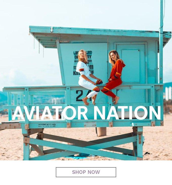 aviator nation - Shop Now