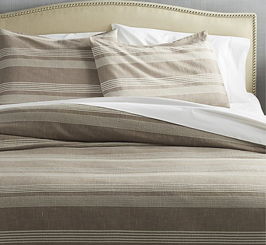 Monterey Almond Bed Linens