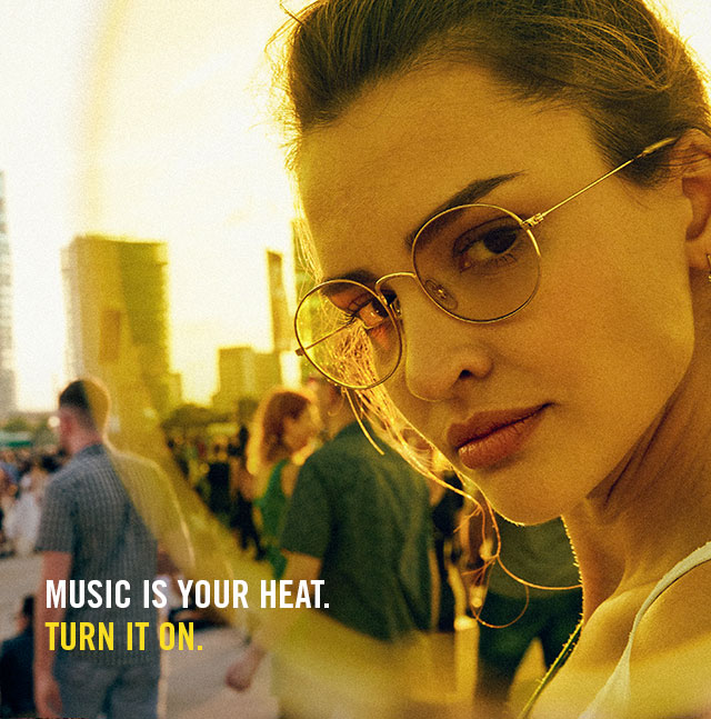 20ed88c27a Ray-Ban  The Show It s Almost Over    Ray-Ban Beat Festival Edition ...